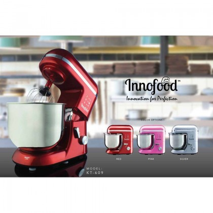 INNOFOOD Stand Mixer KT-609 (RED)