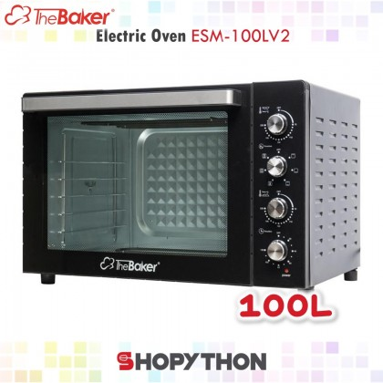 THE BAKER Electric Oven ESM-100LV2