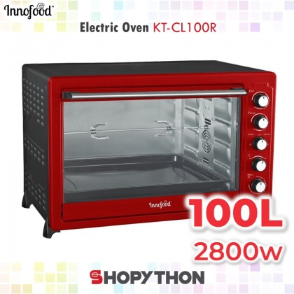 INNOFOOD Electric Oven KT-CL100R