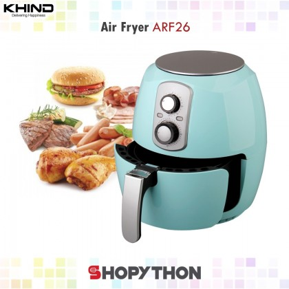 KHIND Air Fryer ARF26