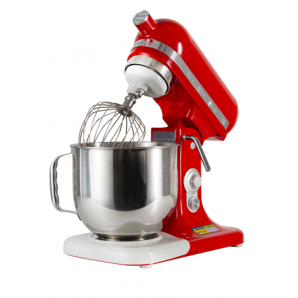 INNOFOOD Professional Series Stand Mixer KT-7500 (Red)
