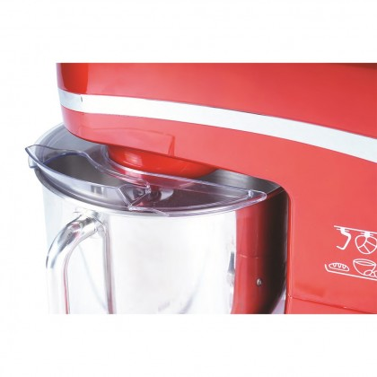 The Baker Stand Mixer ESM-989 Red