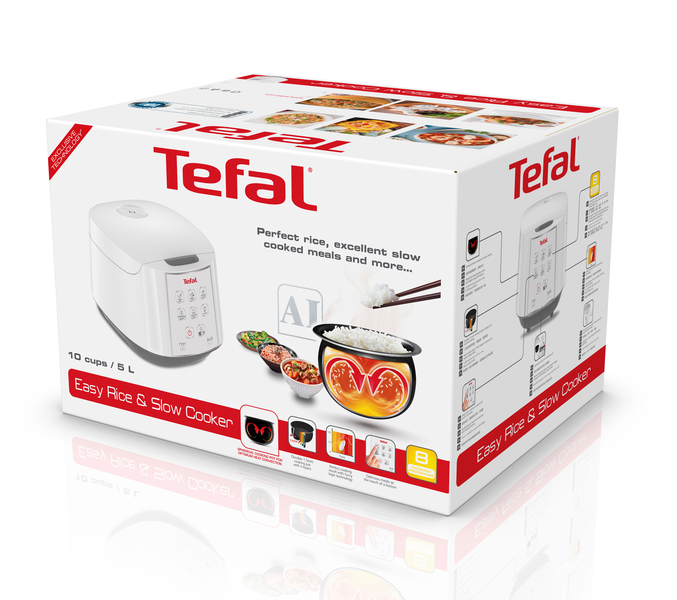 TEFAL Fuzzy Logic Rice Cooker RK7321