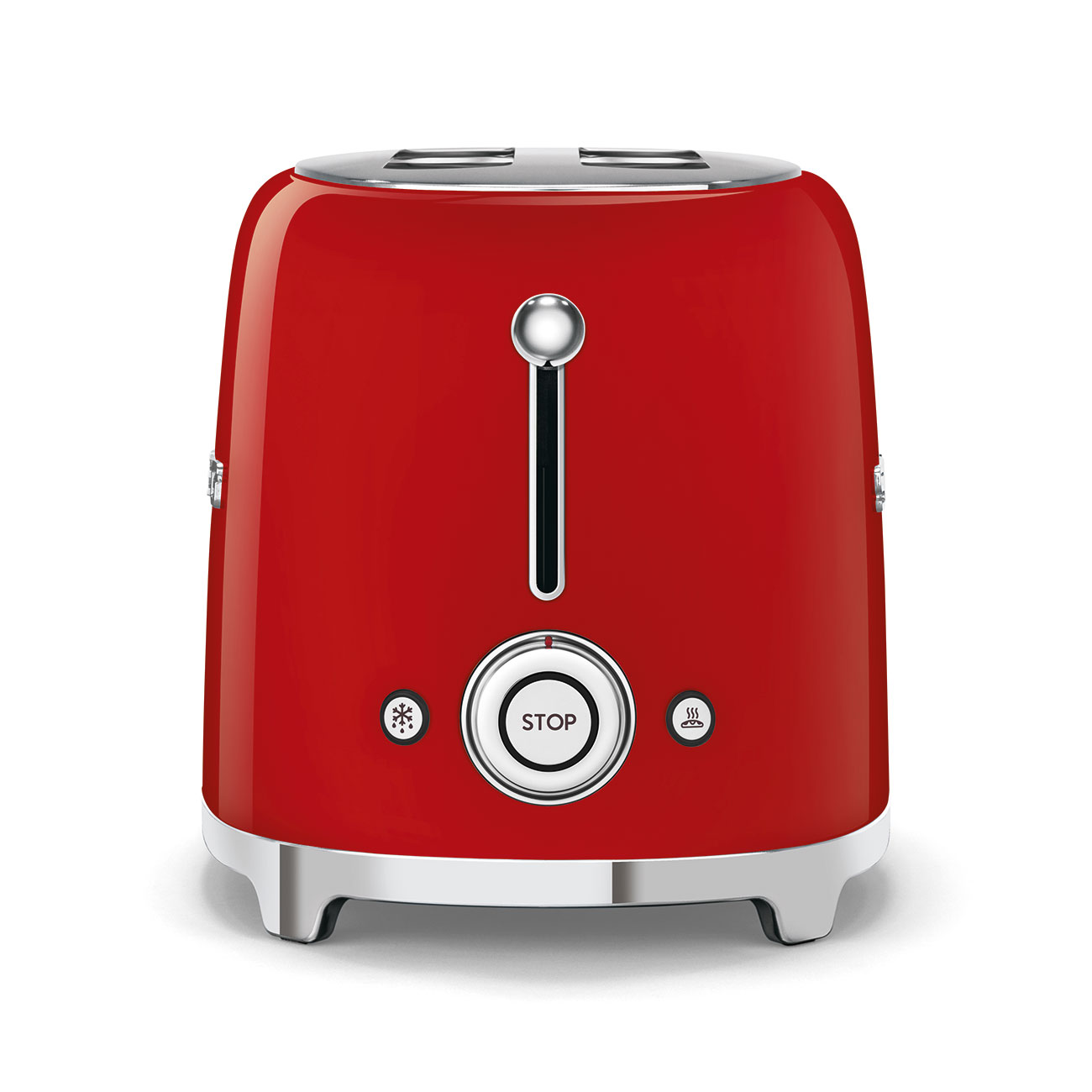 SMEG Electric Toaster TSF01RDUK (Red)