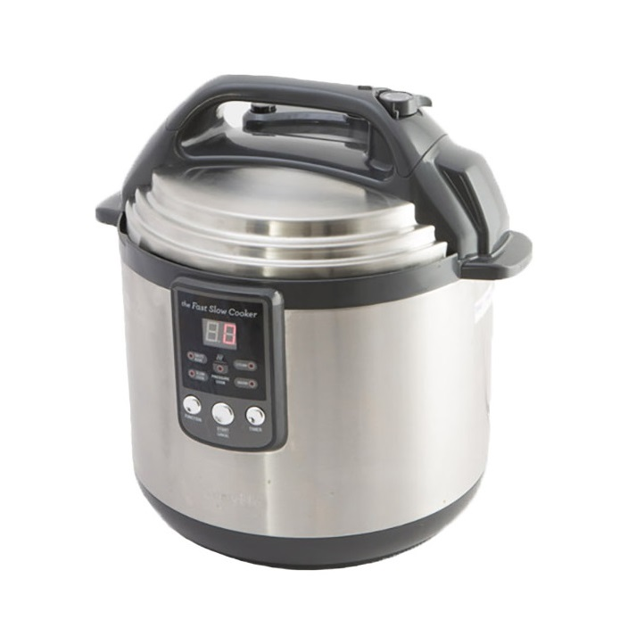 BREVILLE the Fast Slow Cooker BPR650BSS