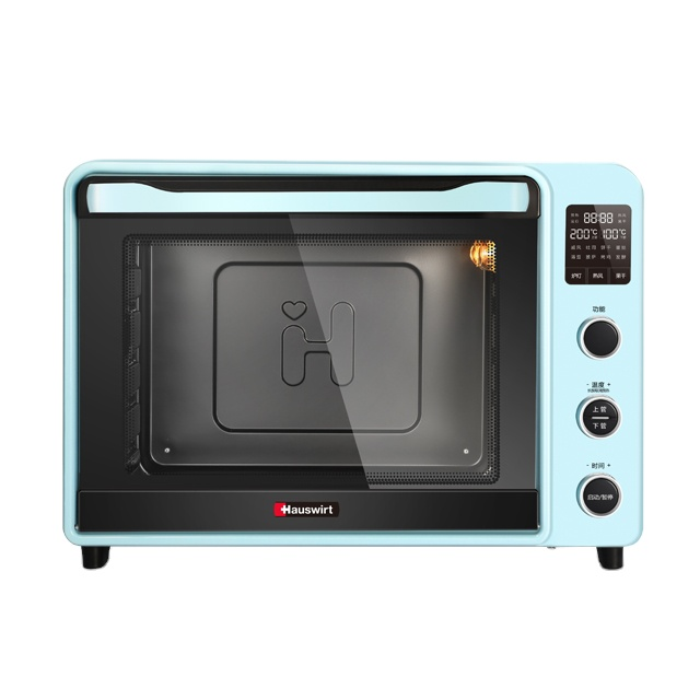 HAUSWIRT Electric Oven C40 (Baby Blue)