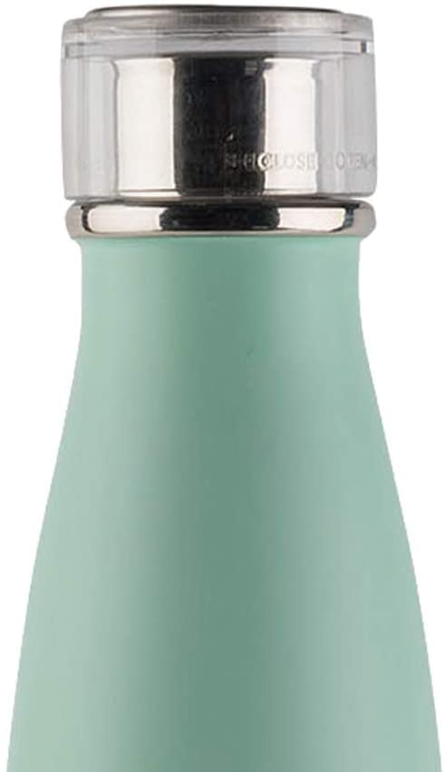 BUILT NY Perfect Seal Stainless Steel Bottle (Mint)